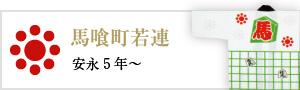 馬喰町若連(安永5年~)