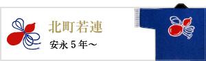 北町若連(安永5年~)